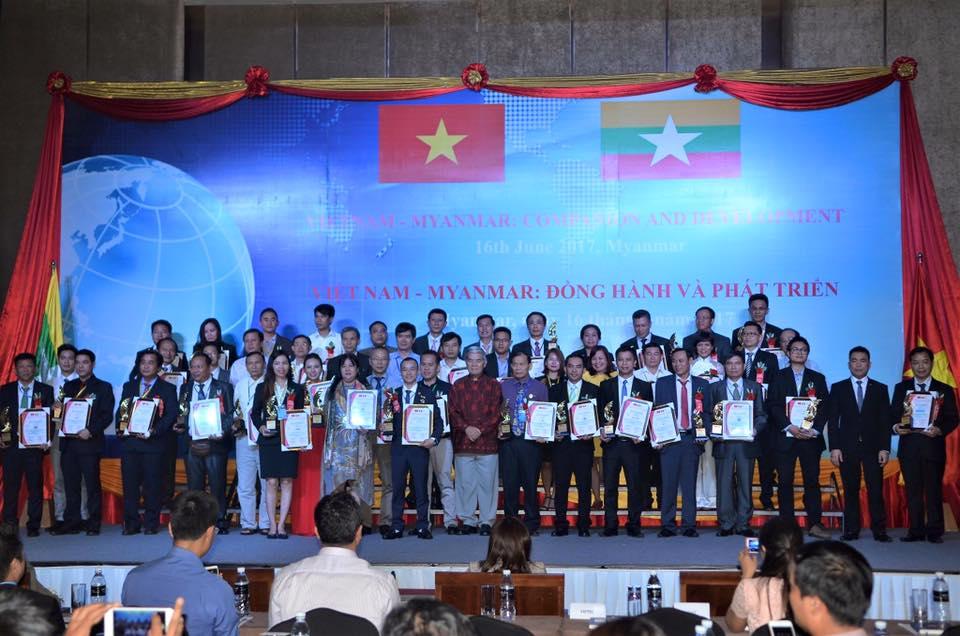 """NTEA VIỆT NAM THAM GIA CHƯƠNG TRÌNH """"VIỆT NAM – MYANMAR: ĐỒNG HÀNH VÀ PHÁT TRIỂN"""""""