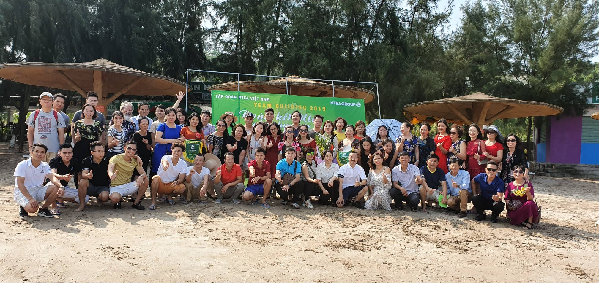 Teambuilding 2019: Đoàn kết Ntea, phát huy sức mạnh