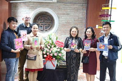Ntea Việt Nam cùng Công ty Délices de Nam-Viet ( Pháp) tổ chức chương trình từ thiện