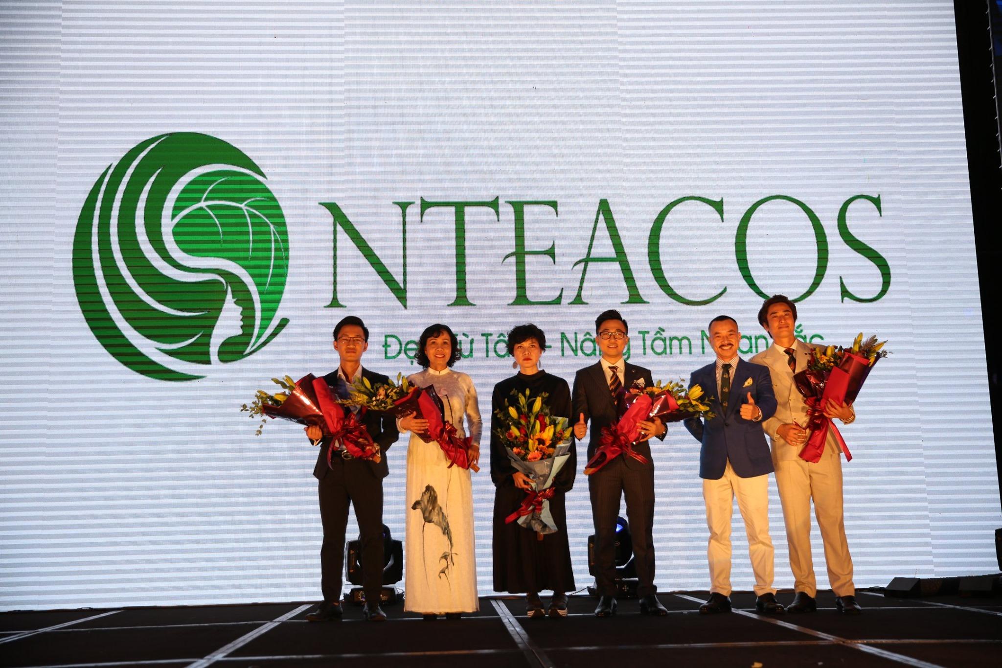Lễ ra mắt thương hiệu mỹ phẩm cao cấp NTEACOS