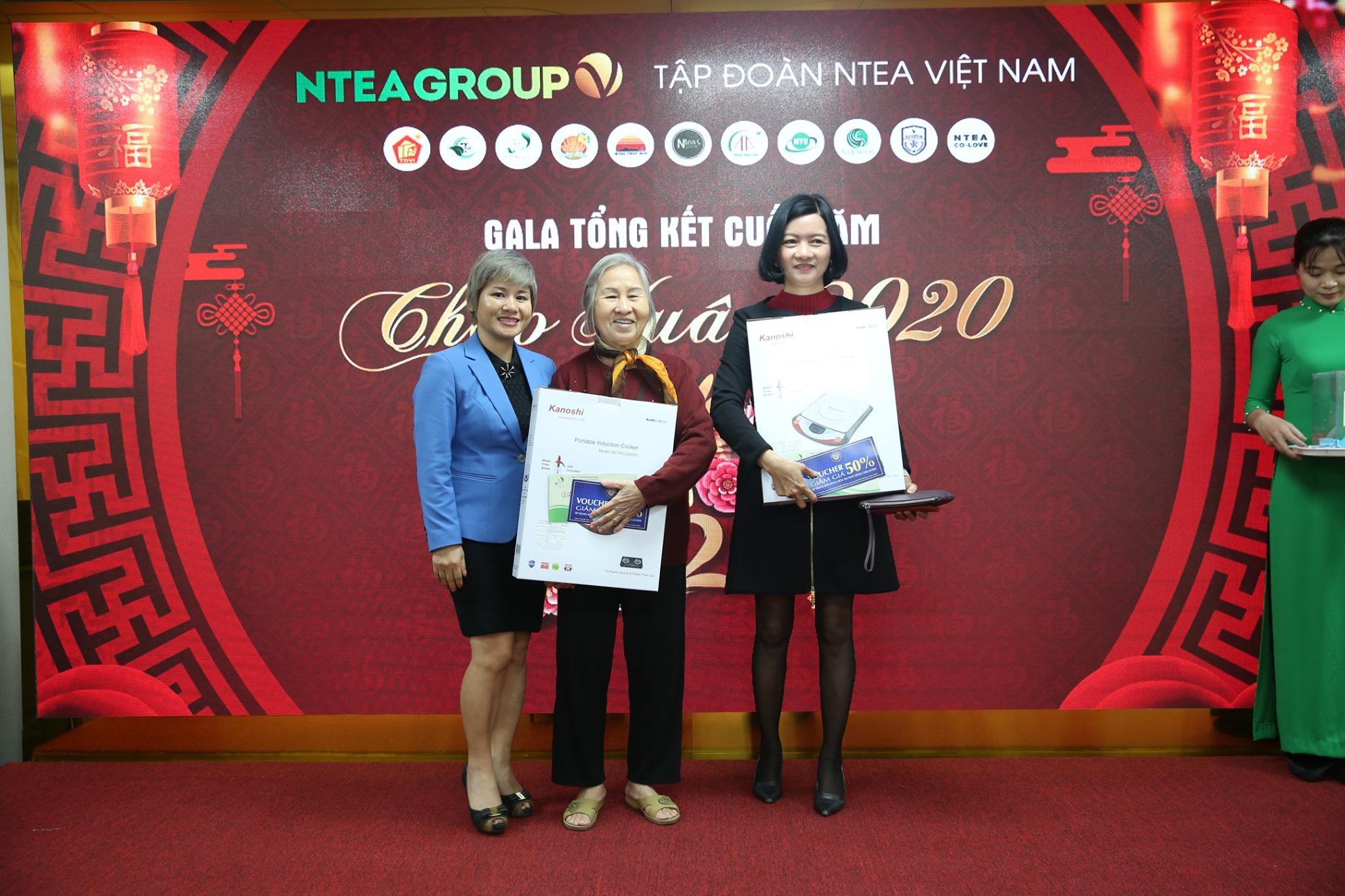NTEA tố chức Gala tổng kết cuối năm 2019 chào xuân 2020