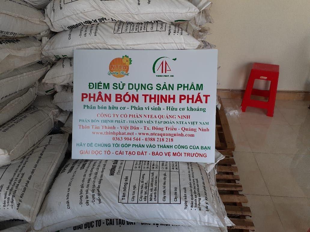 Phân bón Thịnh Phát đối tác tin cậy của bà con nông dân