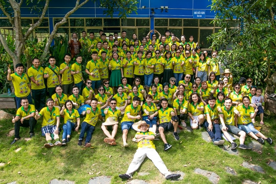 Teambuilding Ntea Group 2020: Hành động có trách nhiệm