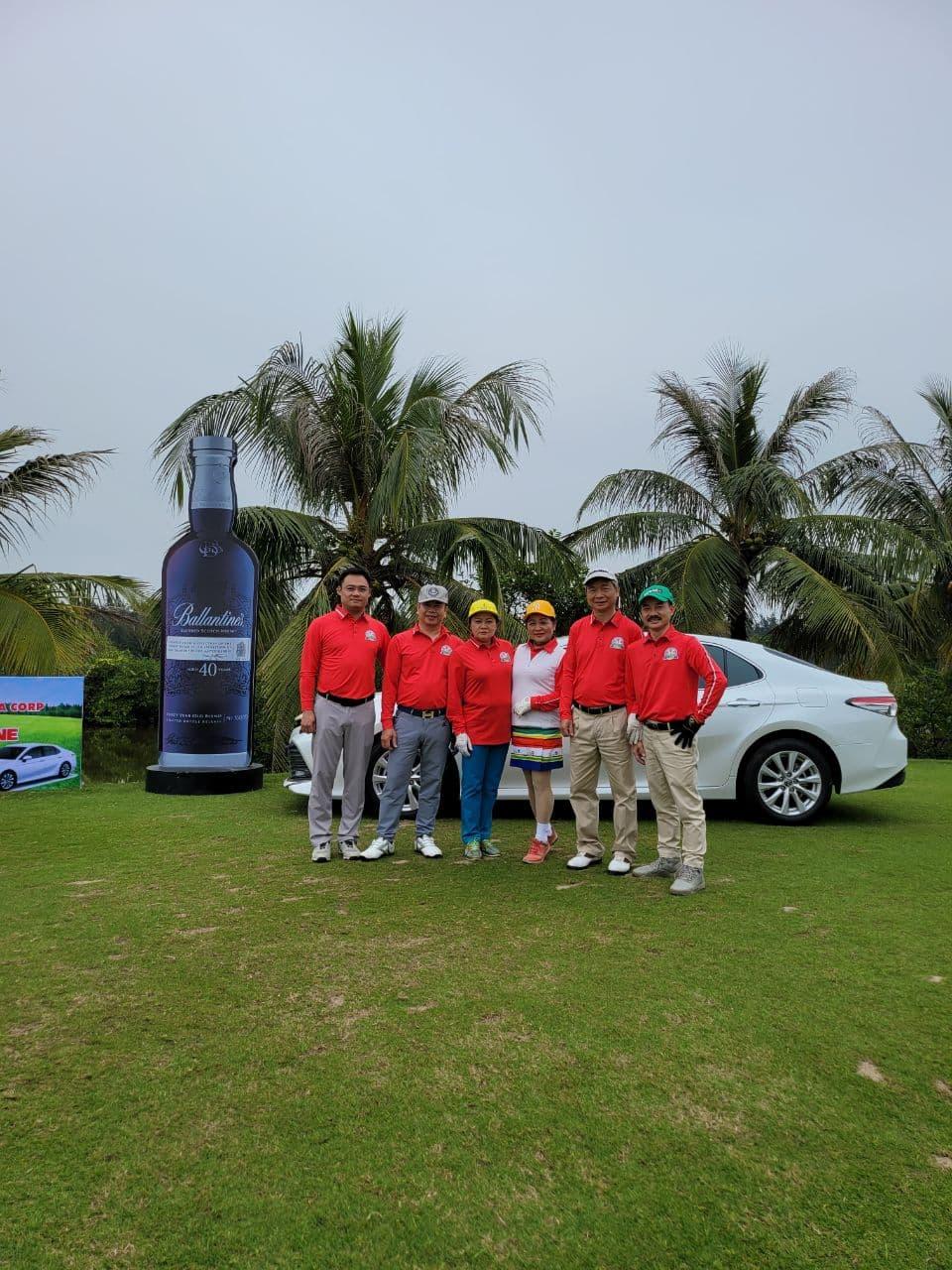 Trà Ntea là nhà tài trợ vàng  - giải golf hoa phượng đỏ lần thứ 2